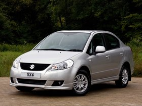 Fotos de Suzuki SX4 Sedan UK 2009
