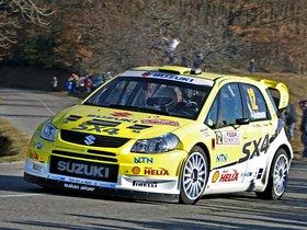 Ver foto 30 de Suzuki SX4 WRC 2007