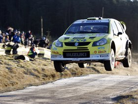 Ver foto 15 de Suzuki SX4 WRC 2007