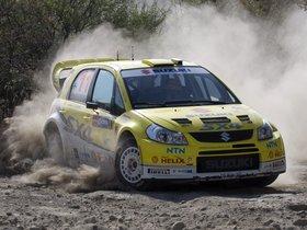 Ver foto 9 de Suzuki SX4 WRC 2007