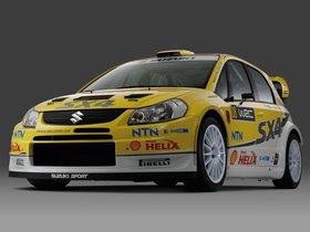 Ver foto 8 de Suzuki SX4 WRC 2007