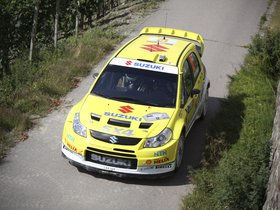 Ver foto 22 de Suzuki SX4 WRC 2007