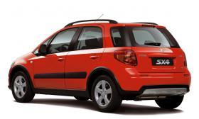 Ver foto 1 de Suzuki SX4 2010
