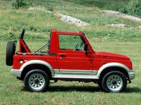 Ver foto 3 de Suzuki Samurai 1982