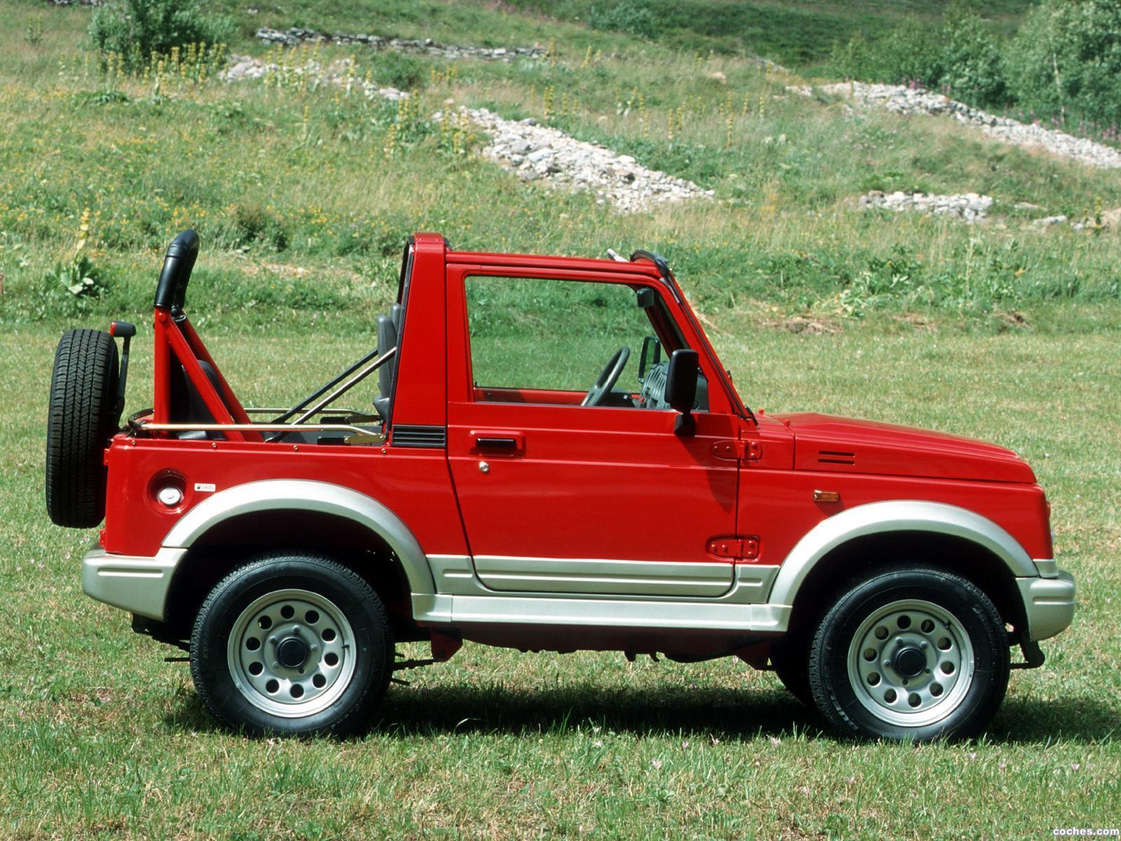 Foto 7 de Suzuki Samurai 1982