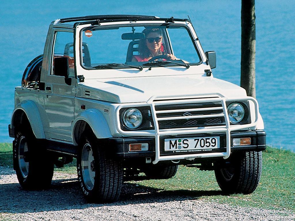 Foto 0 de Suzuki Samurai 1982
