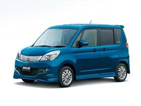 Fotos de Suzuki Solio 2011