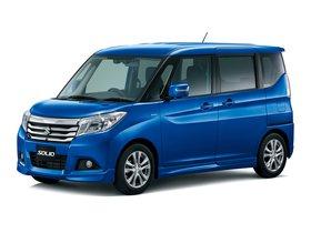 Fotos de Suzuki Solio Hybrid  2015