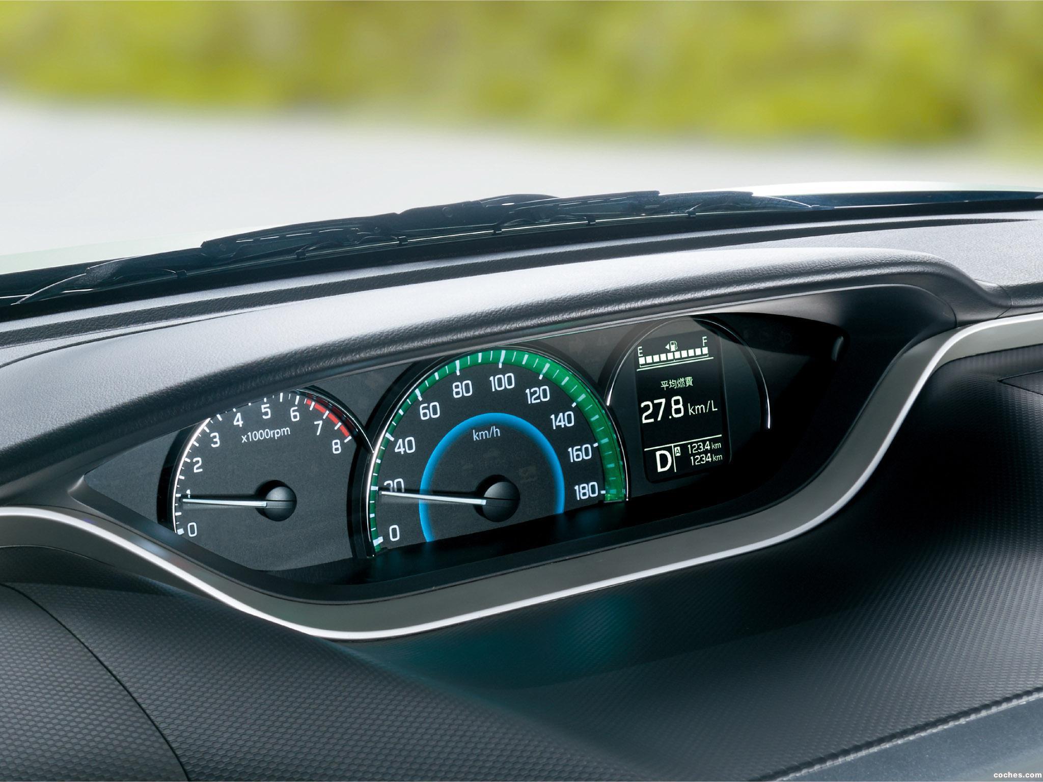 Foto 2 de Suzuki Solio Hybrid  2015