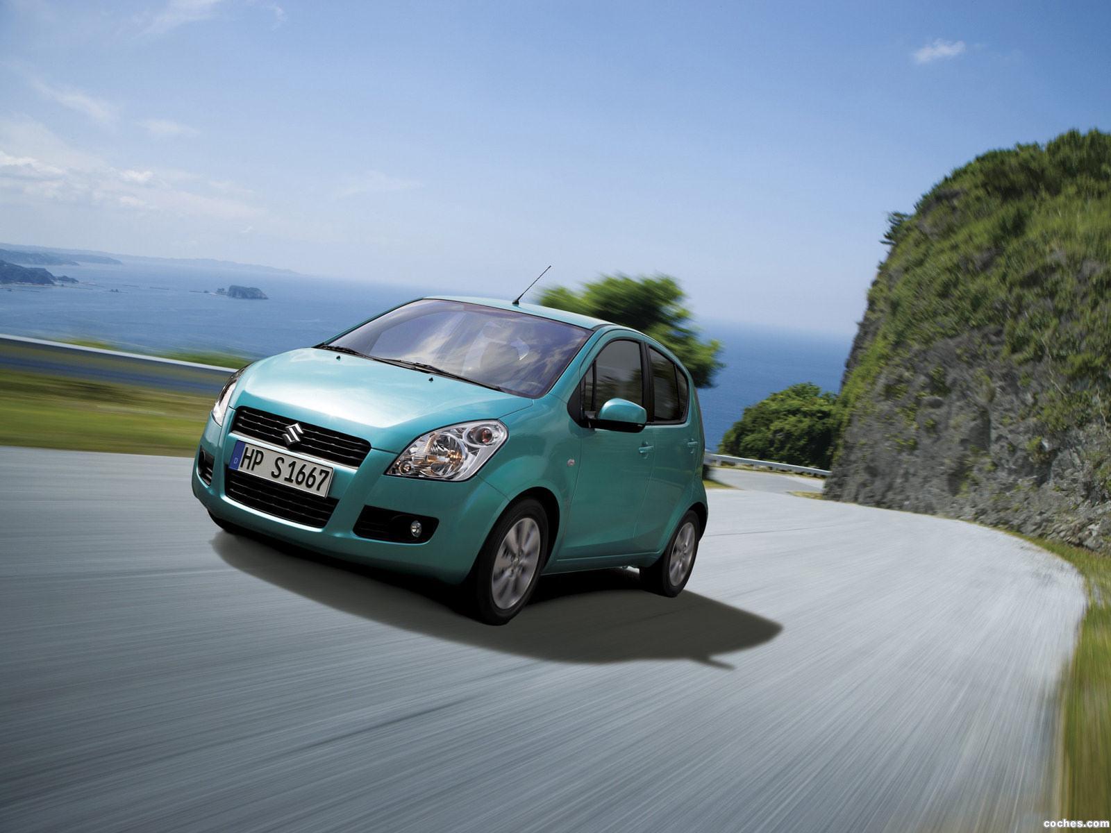 Foto 0 de Suzuki Splash 2008