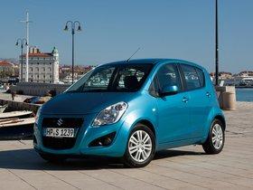 Ver foto 3 de Suzuki Splash 2012