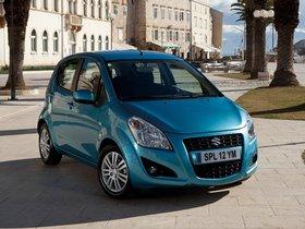 Ver foto 12 de Suzuki Splash 2012