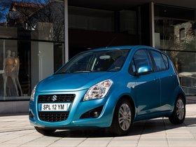Ver foto 9 de Suzuki Splash 2012