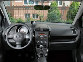 Ver foto 3 de Suzuki Splash Active + 2013