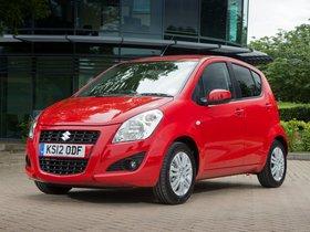 Ver foto 2 de Suzuki Splash UK 2012