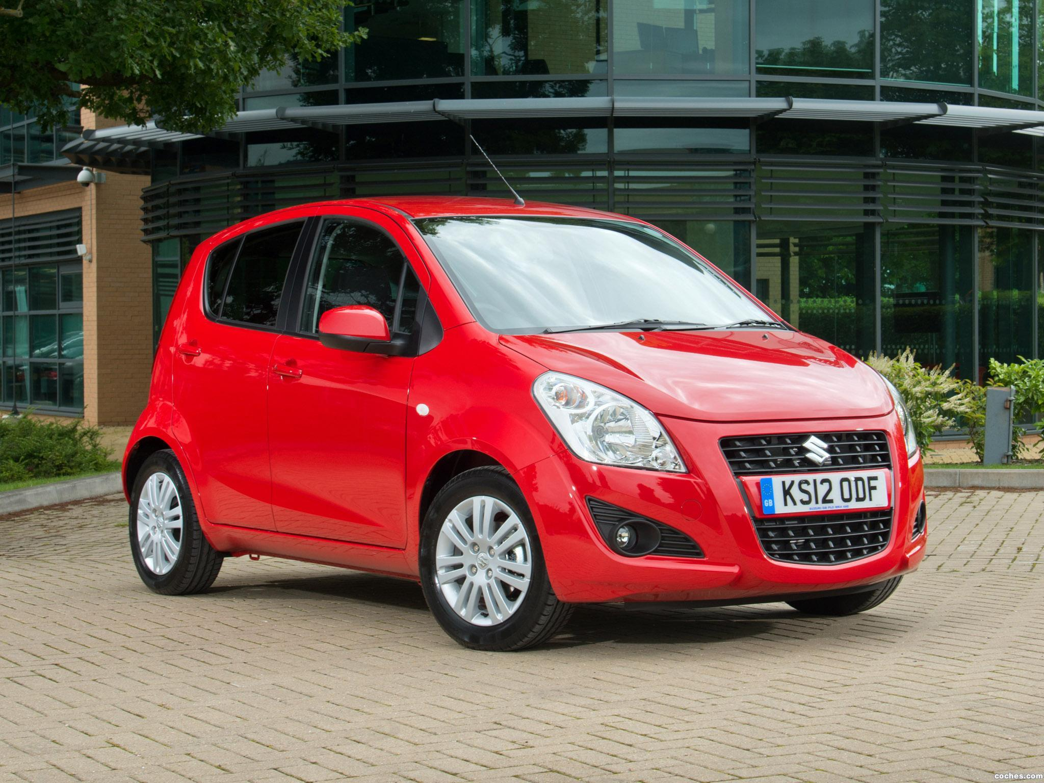 Foto 0 de Suzuki Splash UK 2012