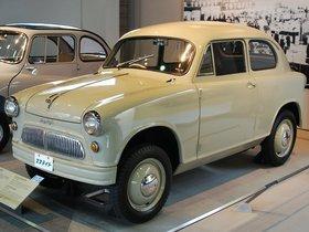 Ver foto 2 de Suzuki Suzulight SS 1955