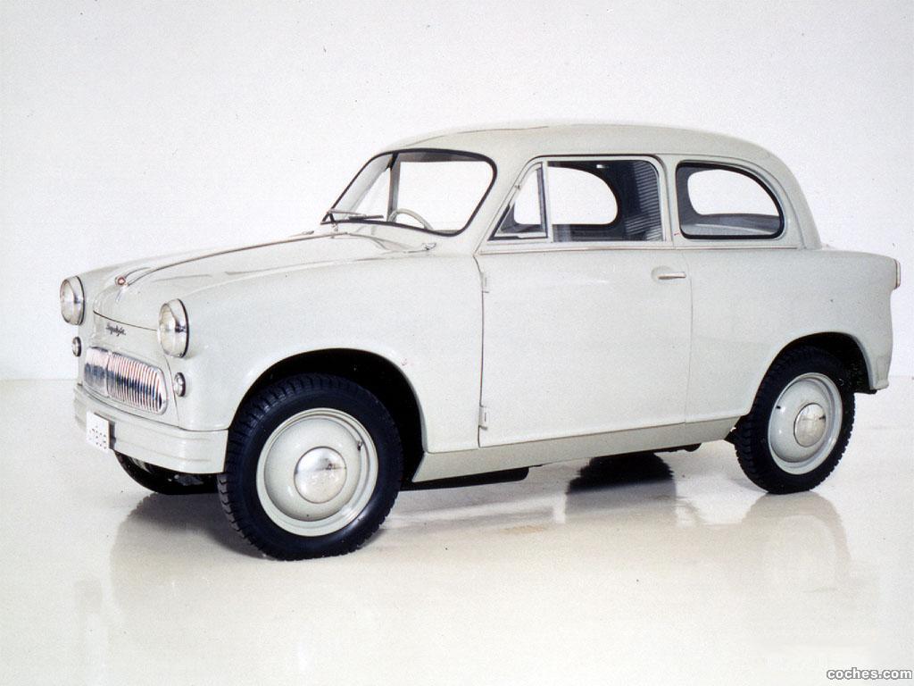 Foto 0 de Suzuki Suzulight SS 1955
