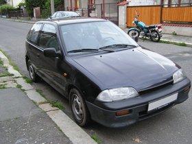 Ver foto 10 de Suzuki Swift 1989