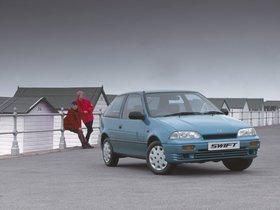 Ver foto 5 de Suzuki Swift 1989