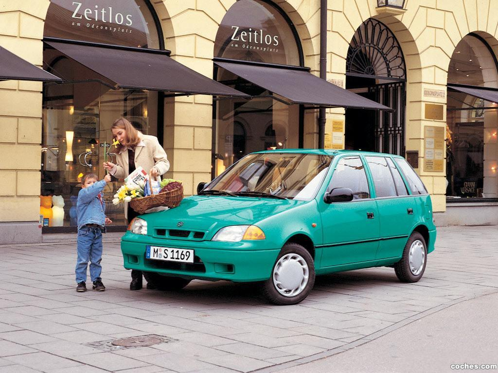 Foto 0 de Suzuki Swift 1989