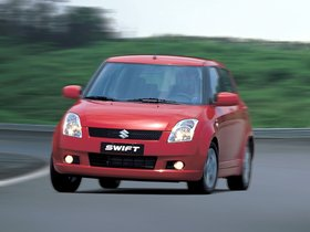 Ver foto 10 de Suzuki Swift 2005