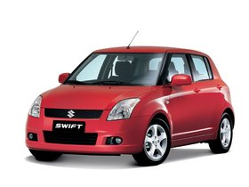 Ver foto 7 de Suzuki Swift 2005