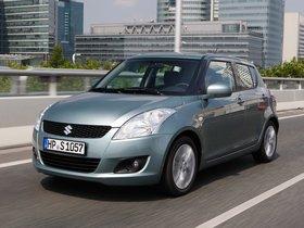 Ver foto 7 de Suzuki Swift 5 puertas 2010
