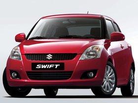 Fotos de Suzuki Swift 5 puertas 2010