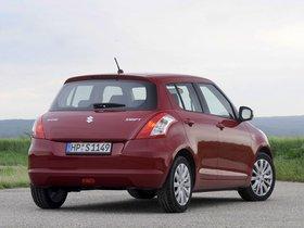 Ver foto 19 de Suzuki Swift 5 puertas 2010