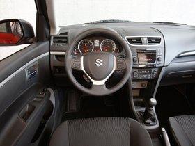 Ver foto 16 de Suzuki Swift 5 puertas 2010