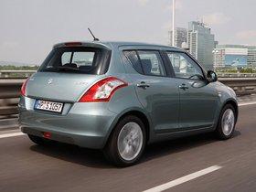 Ver foto 14 de Suzuki Swift 5 puertas 2010