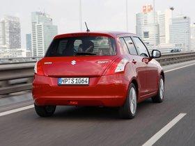 Ver foto 13 de Suzuki Swift 5 puertas 2010