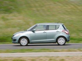 Ver foto 11 de Suzuki Swift 5 puertas 2010