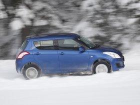 Ver foto 7 de Suzuki Swift 4x4 5 puertas 2011