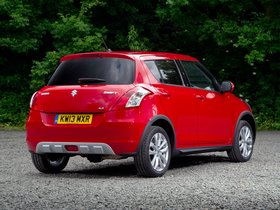 Ver foto 4 de Suzuki Swift 4x4 SZ4 UK 2013