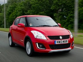 Ver foto 12 de Suzuki Swift 4x4 SZ4 UK 2013