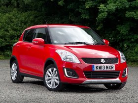 Ver foto 11 de Suzuki Swift 4x4 SZ4 UK 2013