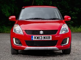 Ver foto 10 de Suzuki Swift 4x4 SZ4 UK 2013