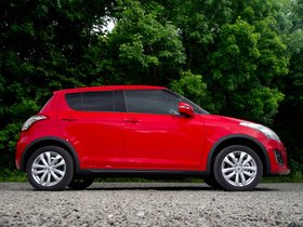Ver foto 9 de Suzuki Swift 4x4 SZ4 UK 2013
