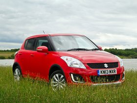 Ver foto 8 de Suzuki Swift 4x4 SZ4 UK 2013