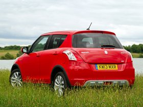 Ver foto 7 de Suzuki Swift 4x4 SZ4 UK 2013