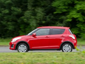 Ver foto 6 de Suzuki Swift 4x4 SZ4 UK 2013