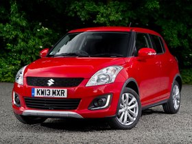 Ver foto 5 de Suzuki Swift 4x4 SZ4 UK 2013