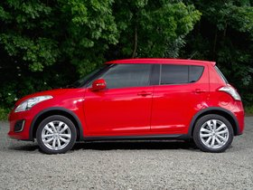 Ver foto 3 de Suzuki Swift 4x4 SZ4 UK 2013