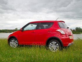 Ver foto 2 de Suzuki Swift 4x4 SZ4 UK 2013