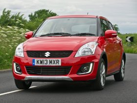 Fotos de Suzuki Swift 4×4 SZ4 UK 2013
