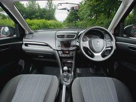 Ver foto 17 de Suzuki Swift 4x4 SZ4 UK 2013