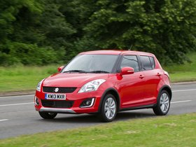 Ver foto 14 de Suzuki Swift 4x4 SZ4 UK 2013