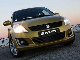 Fotos de Suzuki Swift 5 puertas 2013
